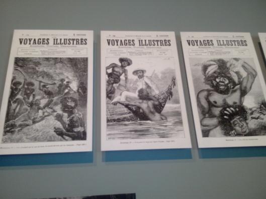 Images de propagande coloniale