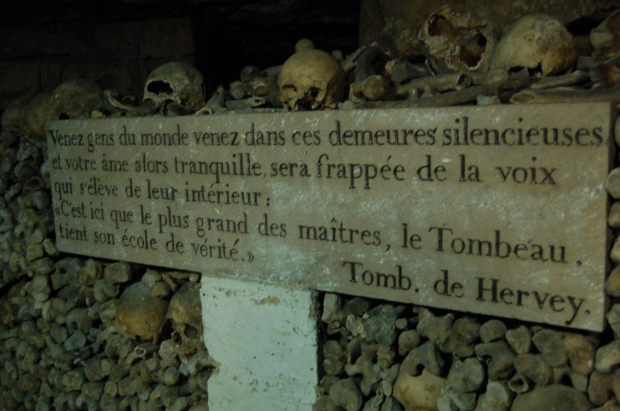 Catacombes_Paris_Inscription
