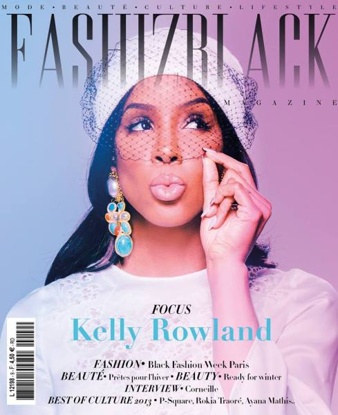 couv kelly rowland
